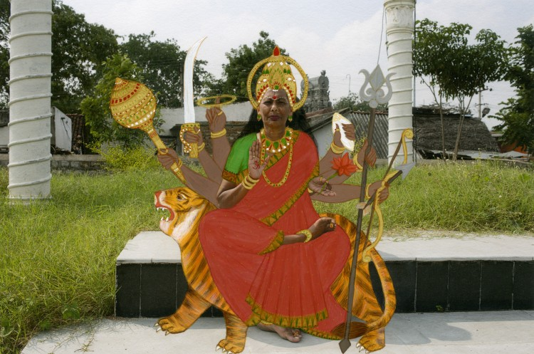 Durga_Mother