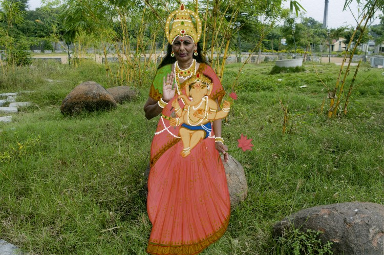 Parvati_Mother
