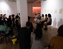 Bloodlines: Talks and Workshop