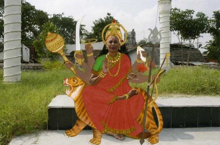 Durga_Mother