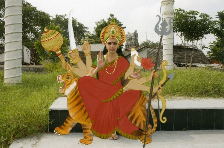 Durga_Self