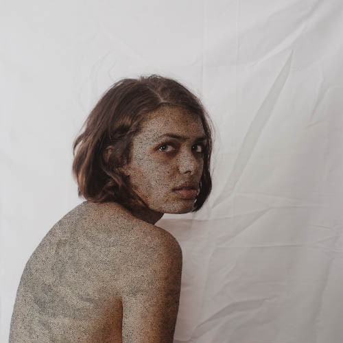 Self II, 2011 (archival ink on pigment print)
